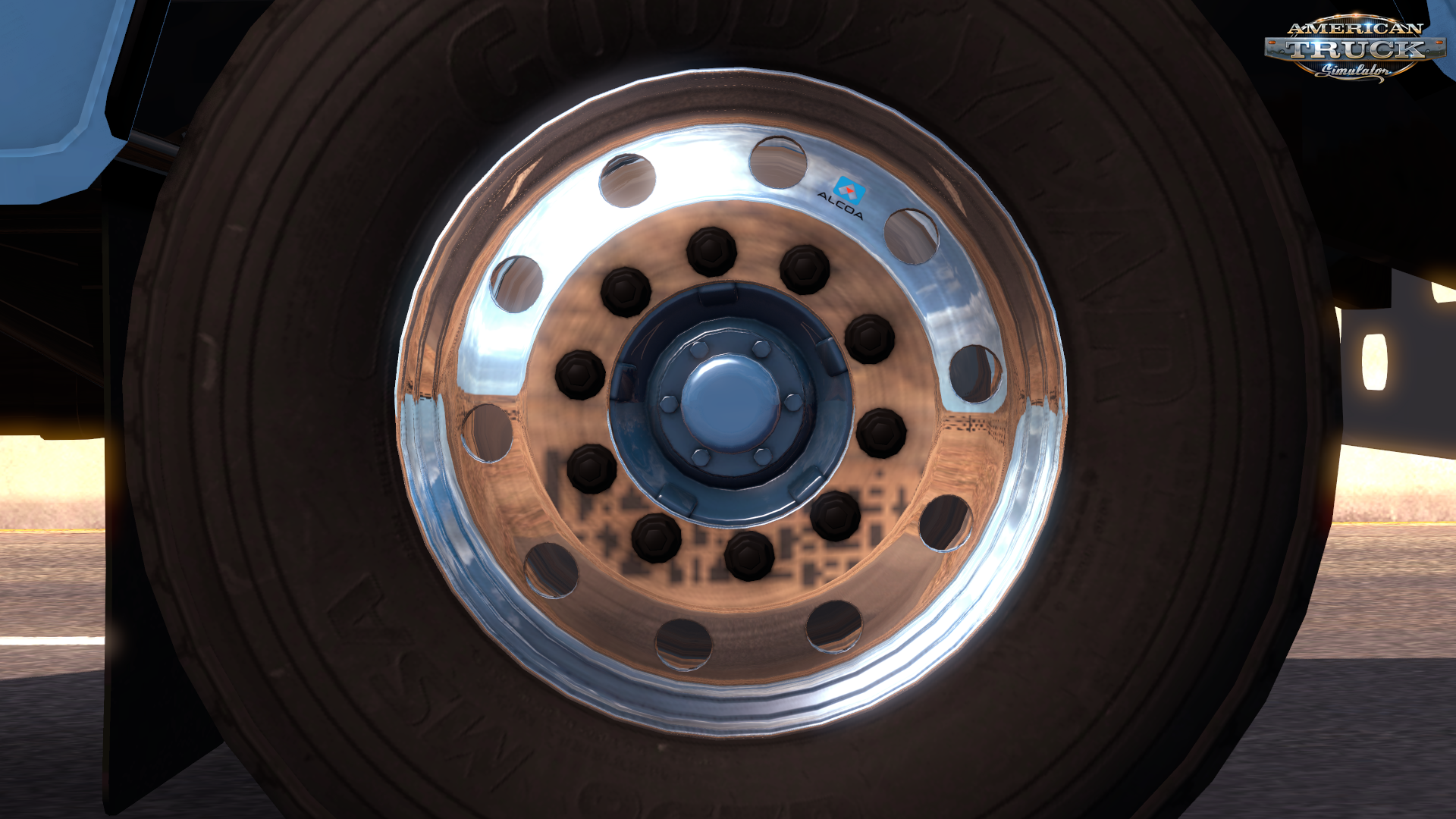 Smarty's Wheel Pack v1.3 for Ats