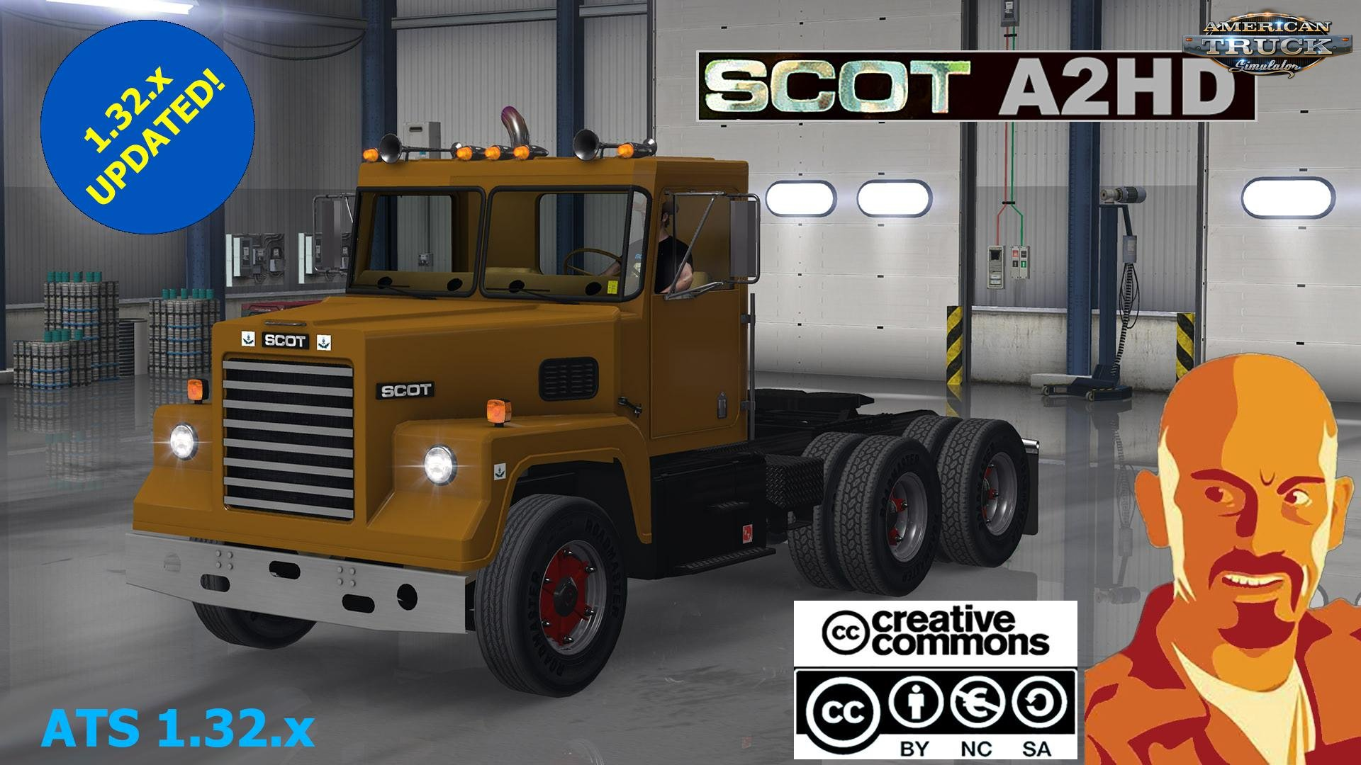 SCOT A2HD Edited by CyrusTheVirus (1.32.x)
