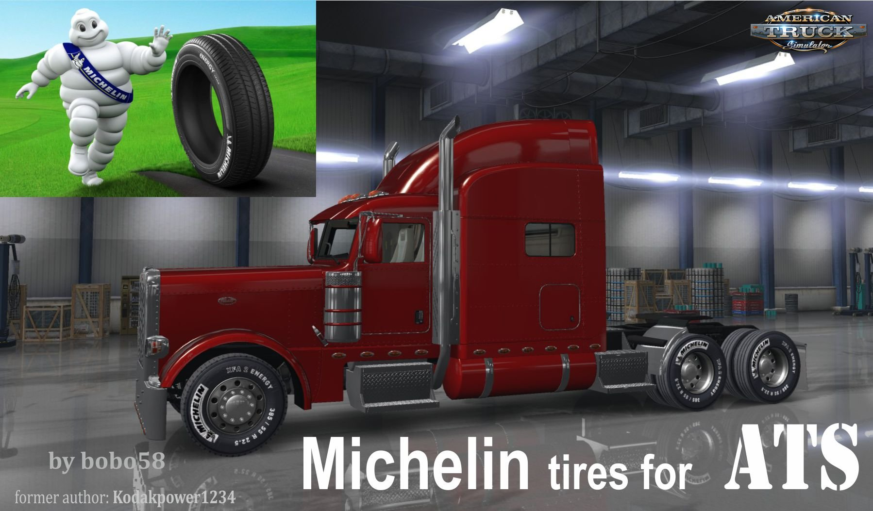 Michelin tires for ATS