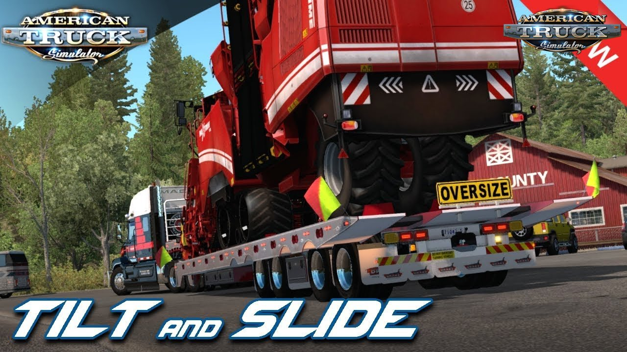 Trailer Drake Tilt n Slide Owned v1.0 (1.32.x)