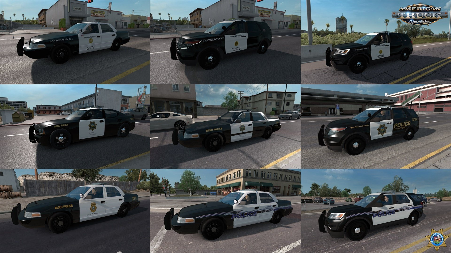 State Highway Patrol v1.42 for Ats