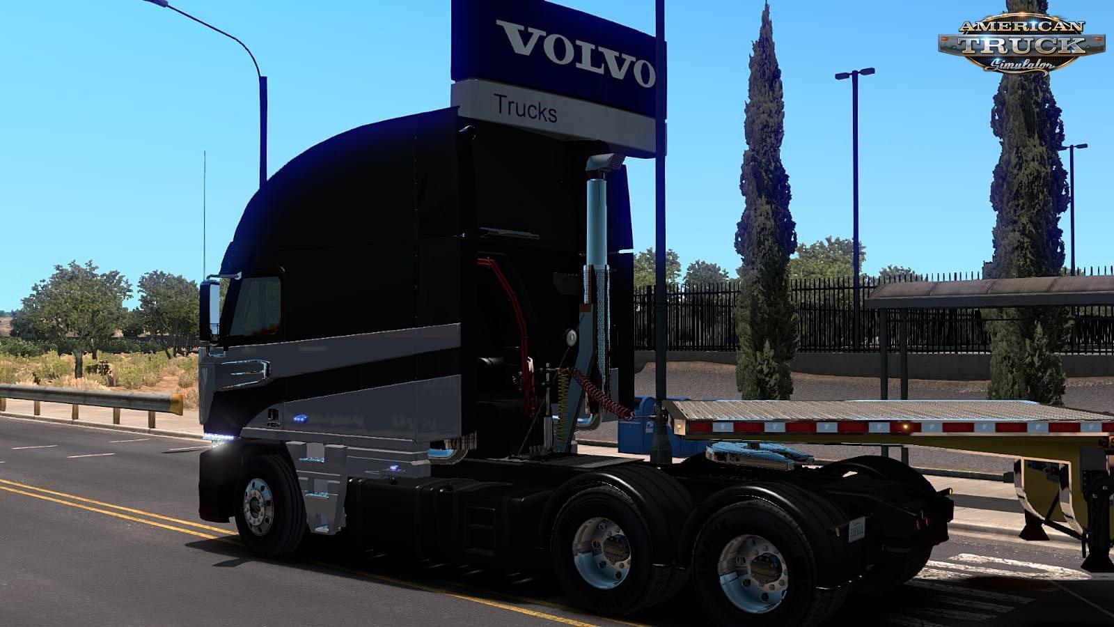 Galvatron TF4 (Freightliner Argosy) for Ats