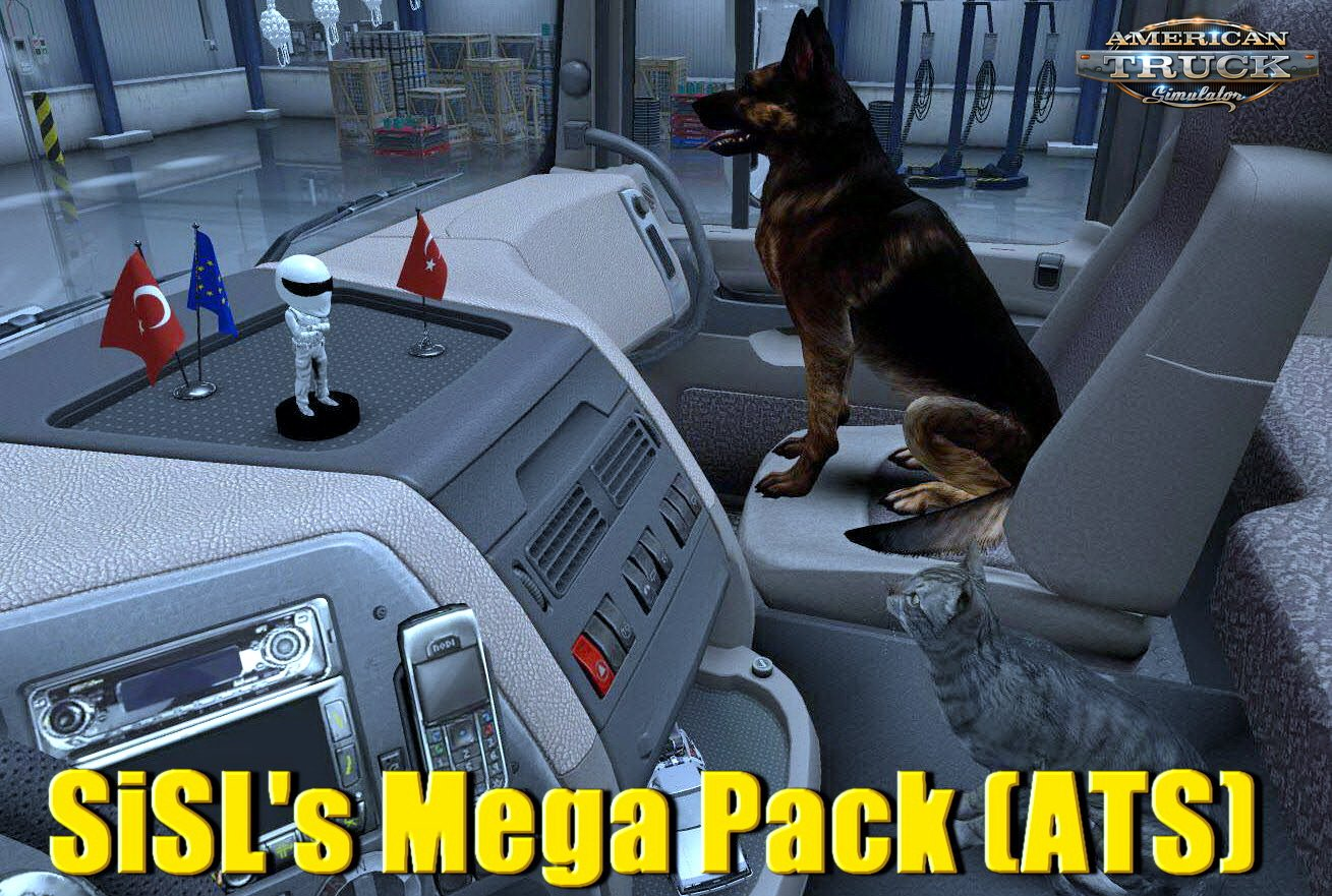 SiSLs Mega Pack + Star Wars DLC v2.6 (1.32.x)