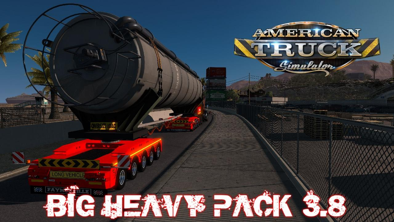 Big Heavy Pack v3.8
