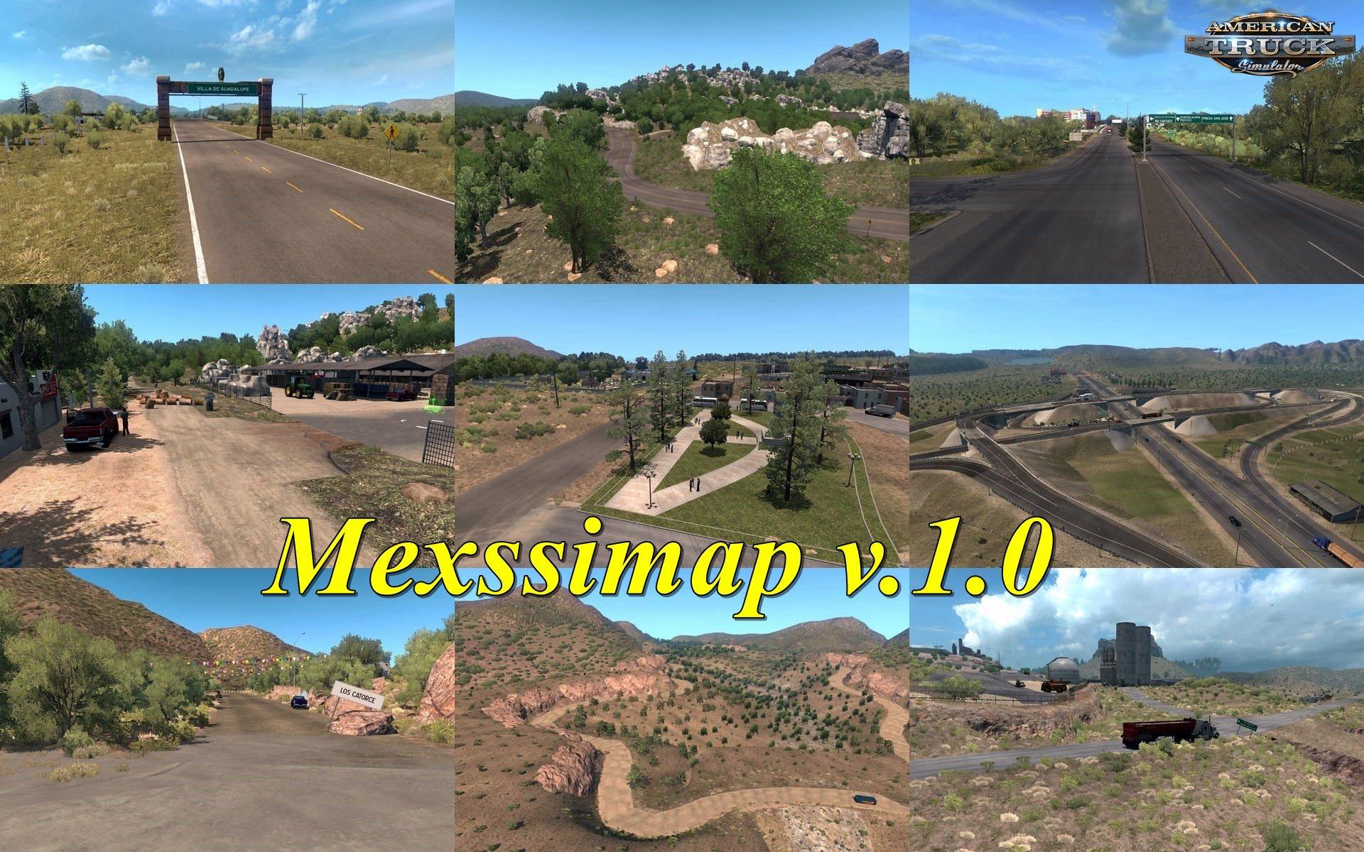 Mexssimap SLP v1.0, MEXICO [1.32.x]