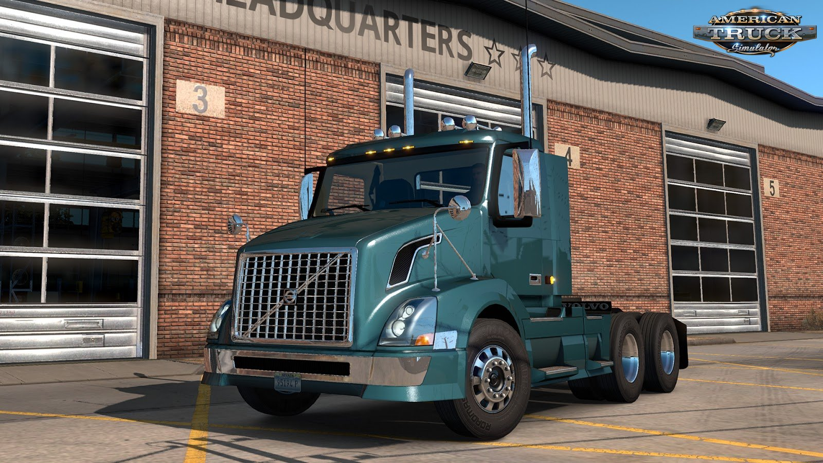 Volvo VNL coming to American Truck Simulator