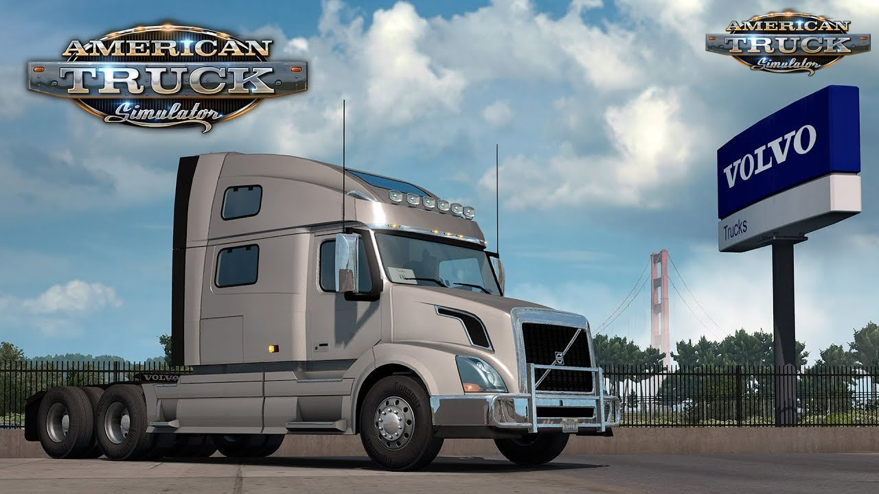 Volvo VNL is joining American Truck Simulator