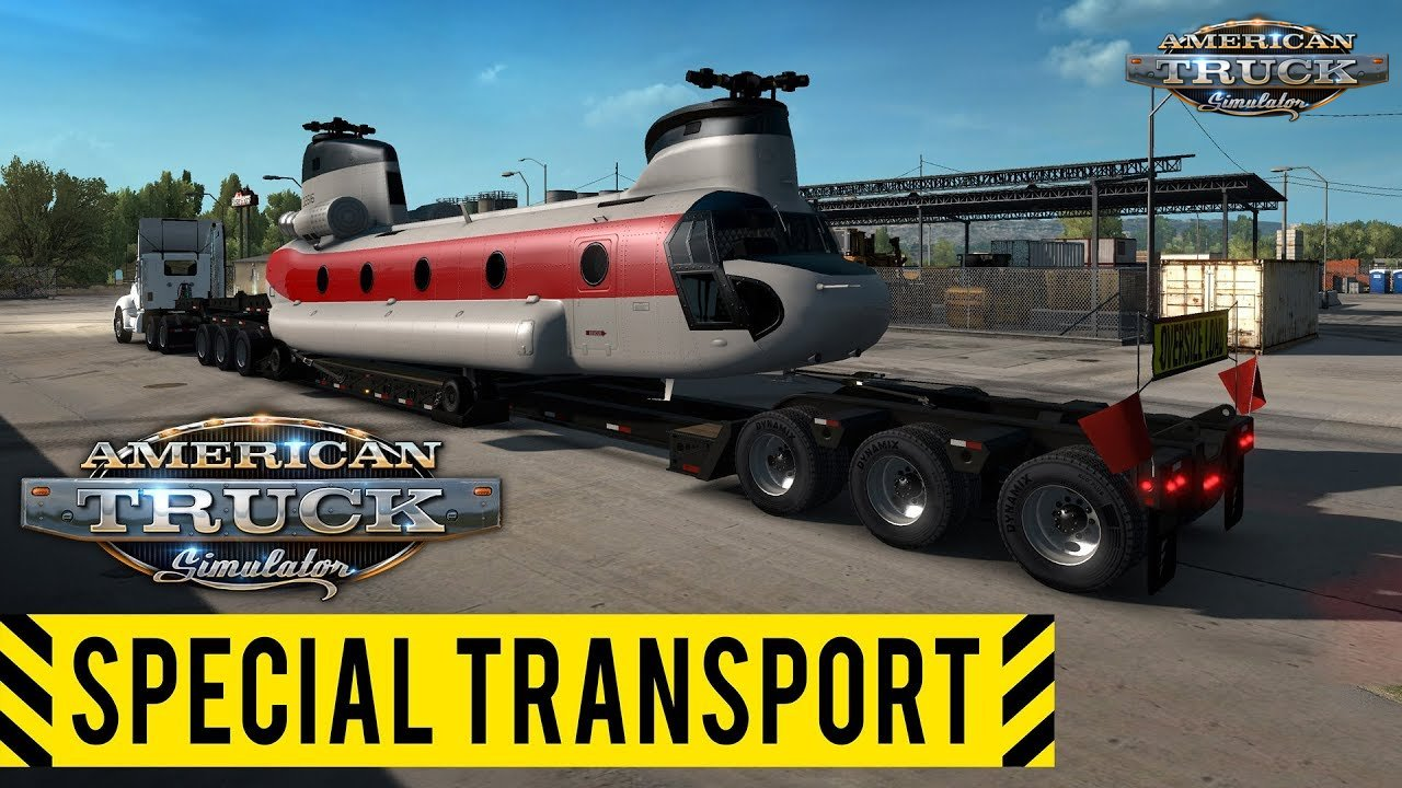 Download ATS: Special Transport DLC