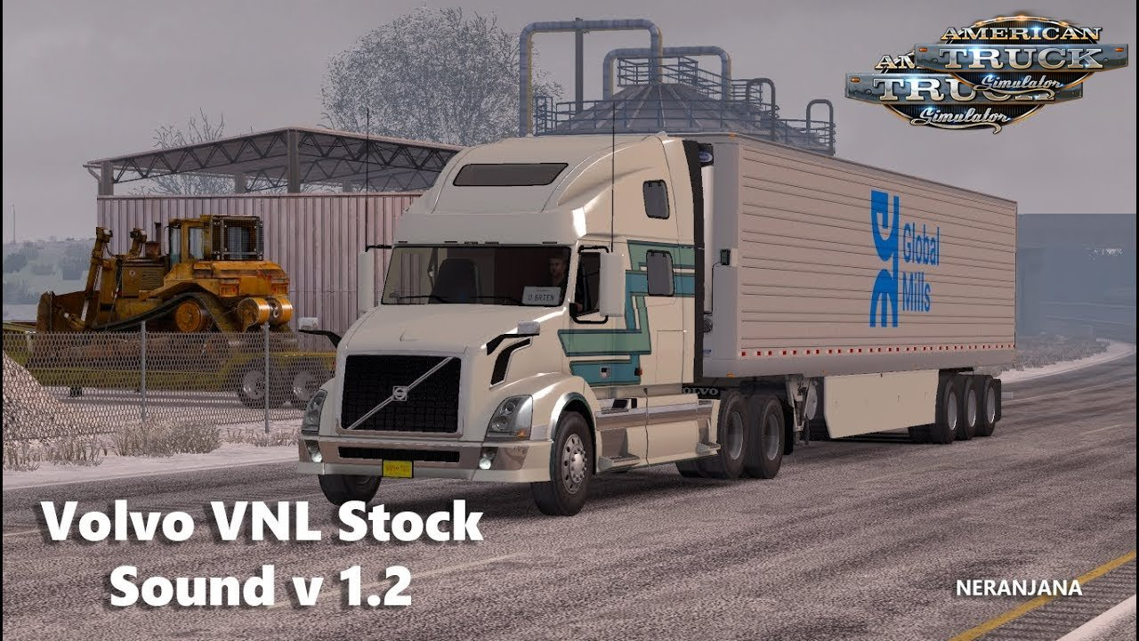 Volvo VNL Stock Sound v1.2 (1.32.x)