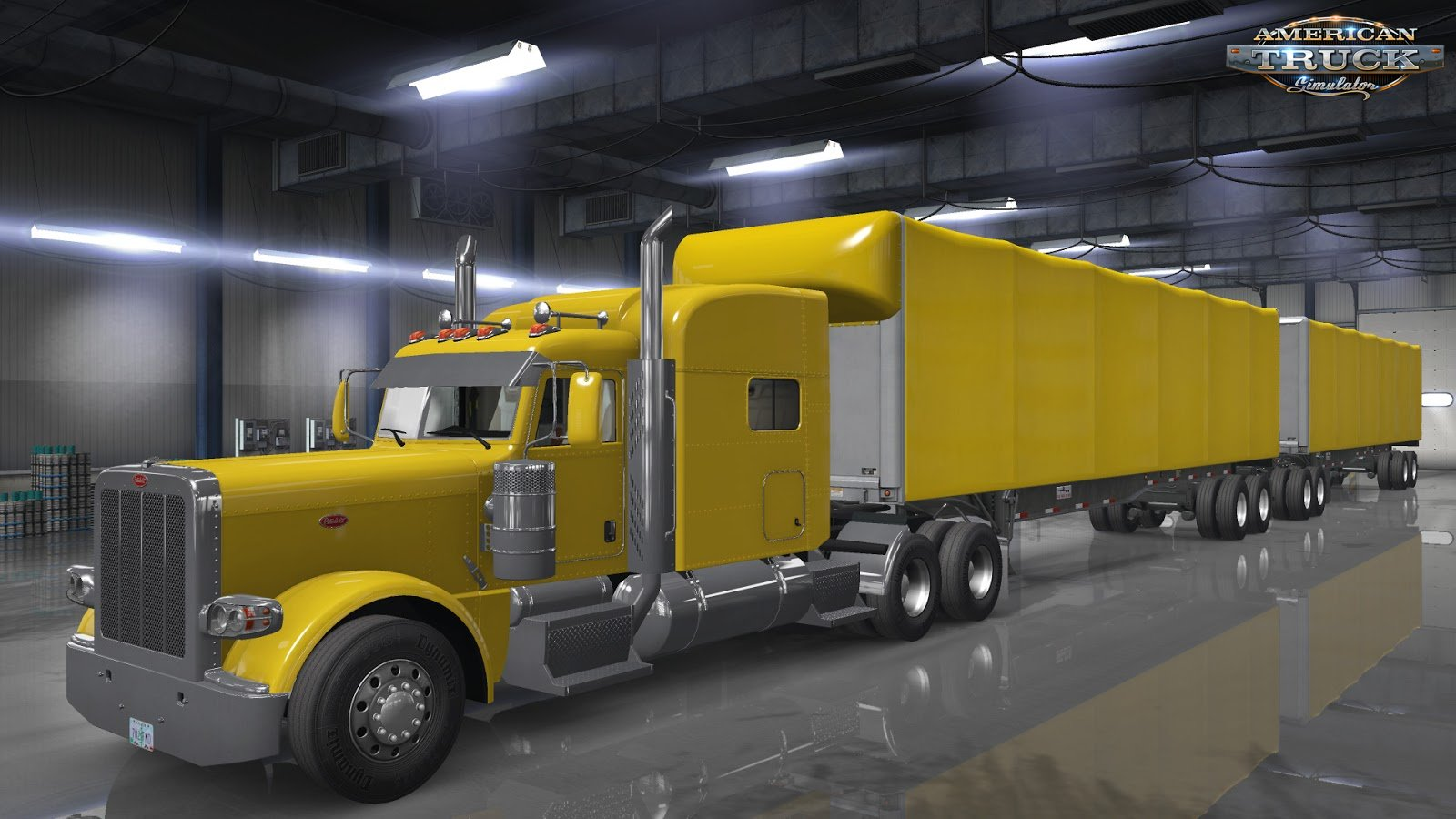 American Truck Simulator Update 1.33 Open Beta