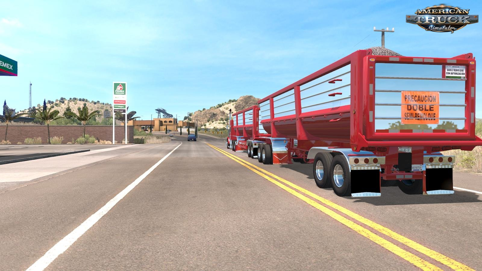 Trailer Gallegos Excalibur Owned v1.0 (1.33.x) for ATS