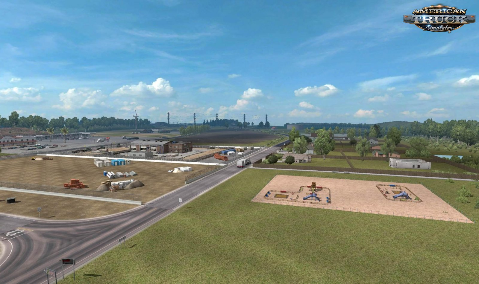 Project Going North Map v0.5.17 (1.34.x) for ATS