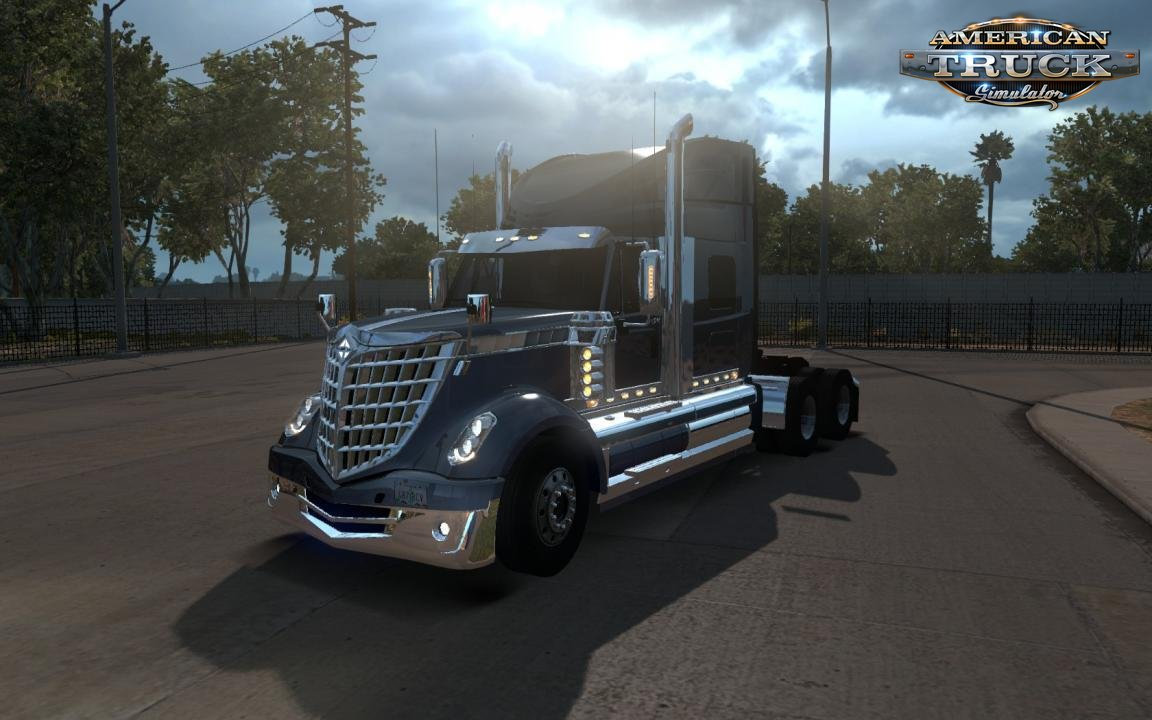 International Lonestar + Interior v1.0 (1.34.x)