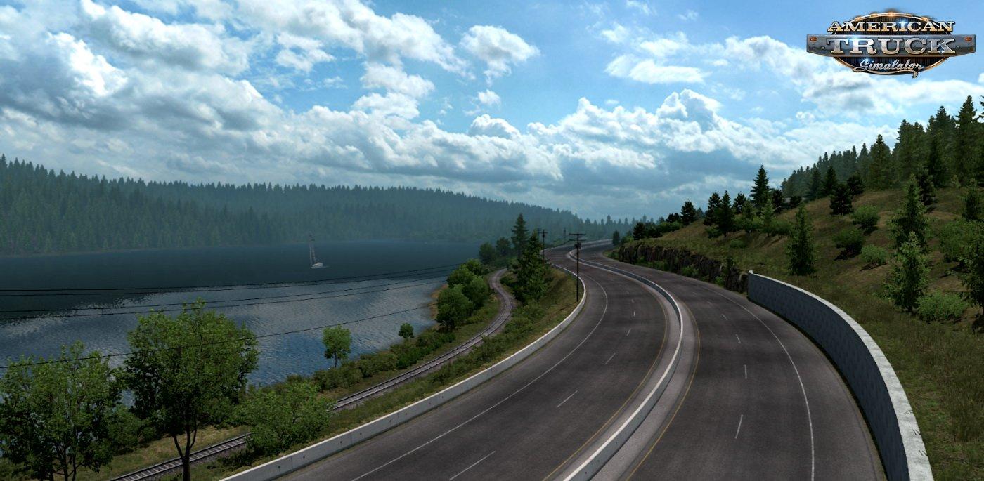 ProMods ATS - Canada map soon | American Truck Simulator
