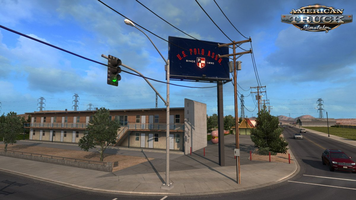 Real Advertisements Mod v1.2 by Sinagrit Baba (1.35.x) for ATS
