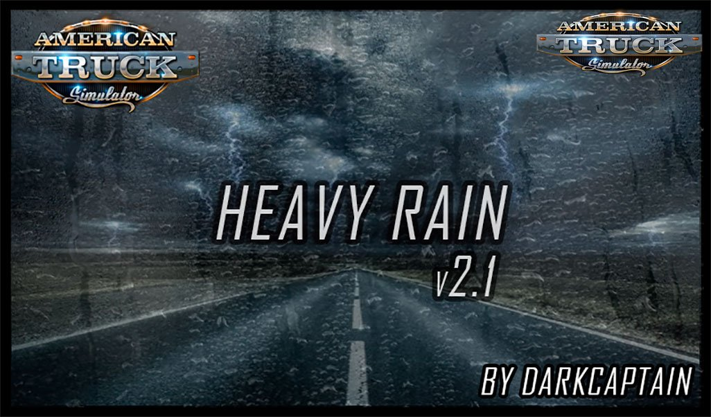 Heavy Rain Mod v2.1 By Darkcaptain (1.35.x)