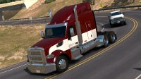 Peterbilt 567 + Interior by GTM Team for ATS