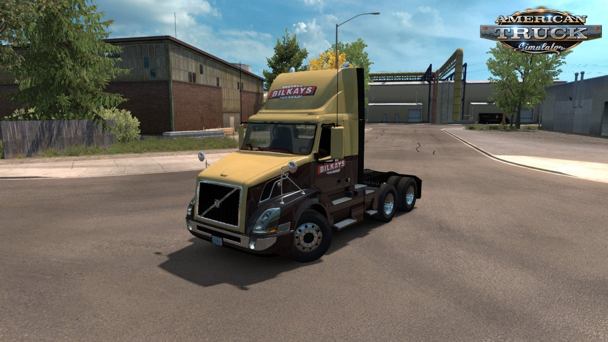Volvo Bilkays Skin Pack v1.0 (1.35.x) for ATS