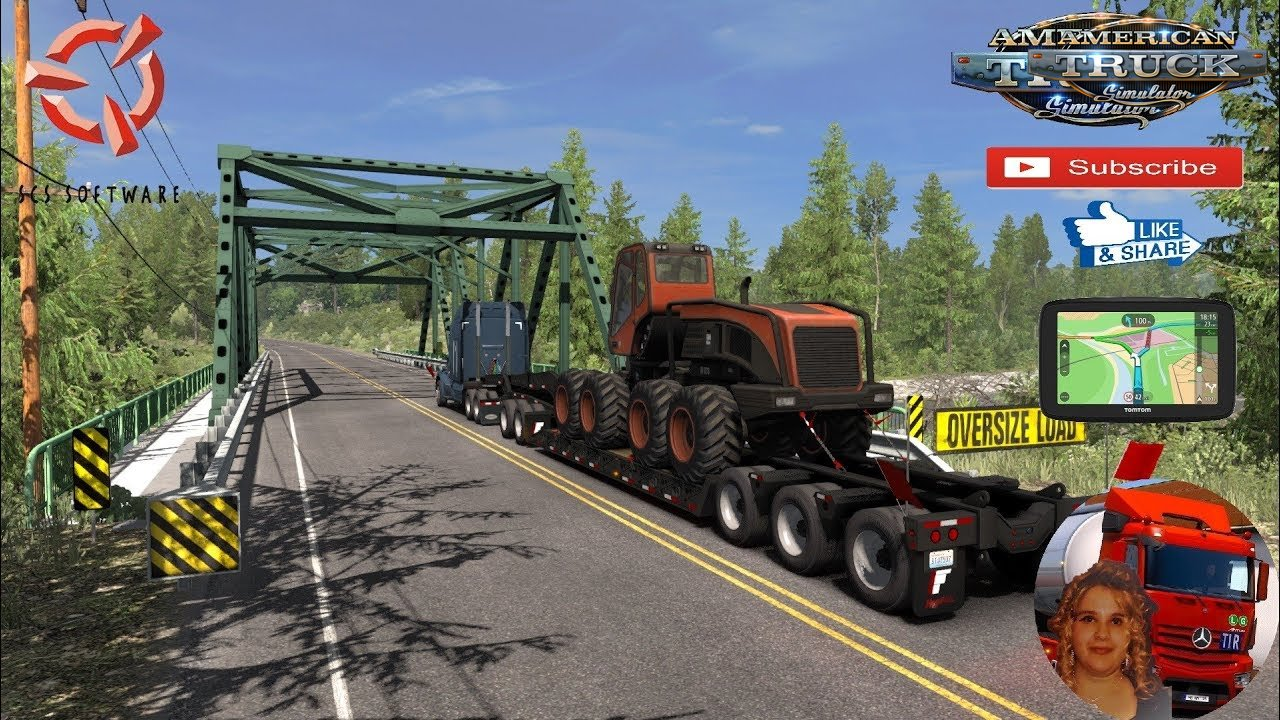 Unhide rough roads (requires WA DLC) v1.1 (1.35.x) for ATS