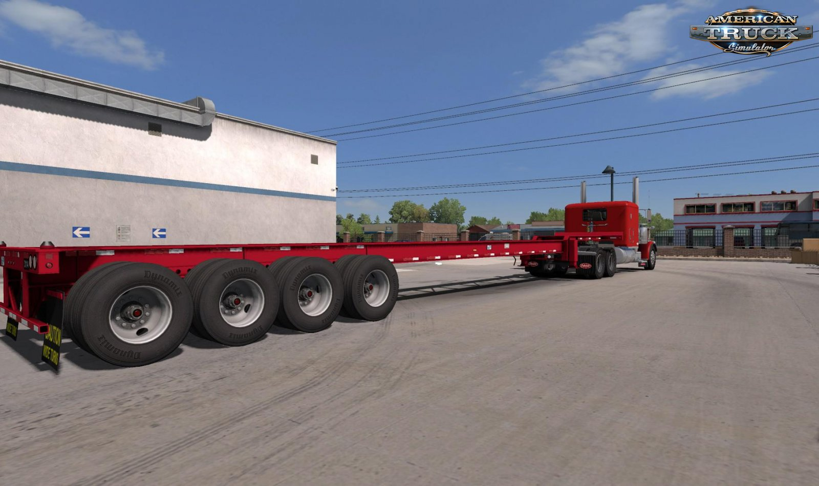 Trailer Cheetah Chassis 53 (own-able) v1.0 (1.35.x) for ATS