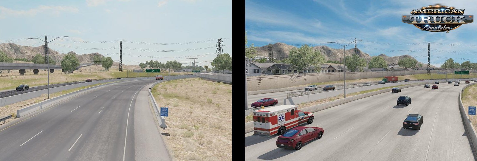 Minor Urban Overhaul v1.0 (1.35.x) for ATS