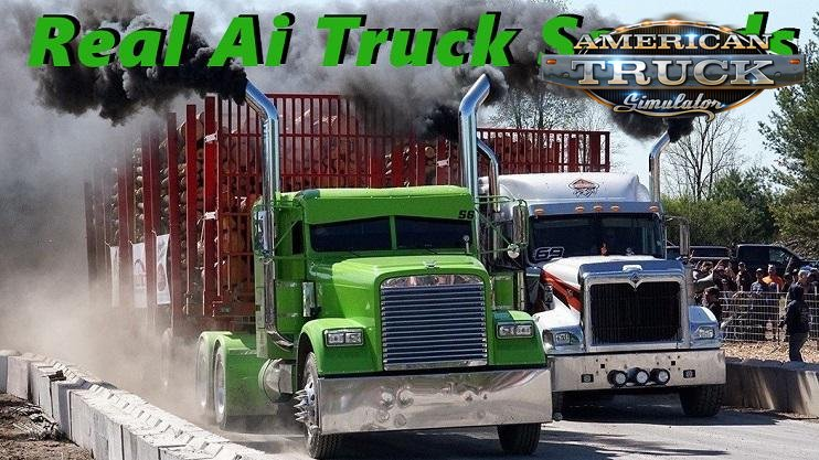 Sounds for ATS Truck traffic pack by Jazzycat v2.2.1 (1.35.x) for ATS