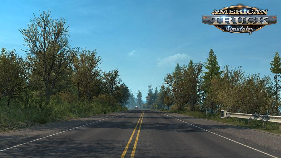 Late Autumn/Mild Winter v2.4 (1.36.x) for ATS