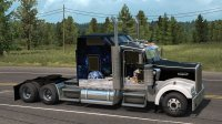 Space Paint Jobs Pack DLC for ATS