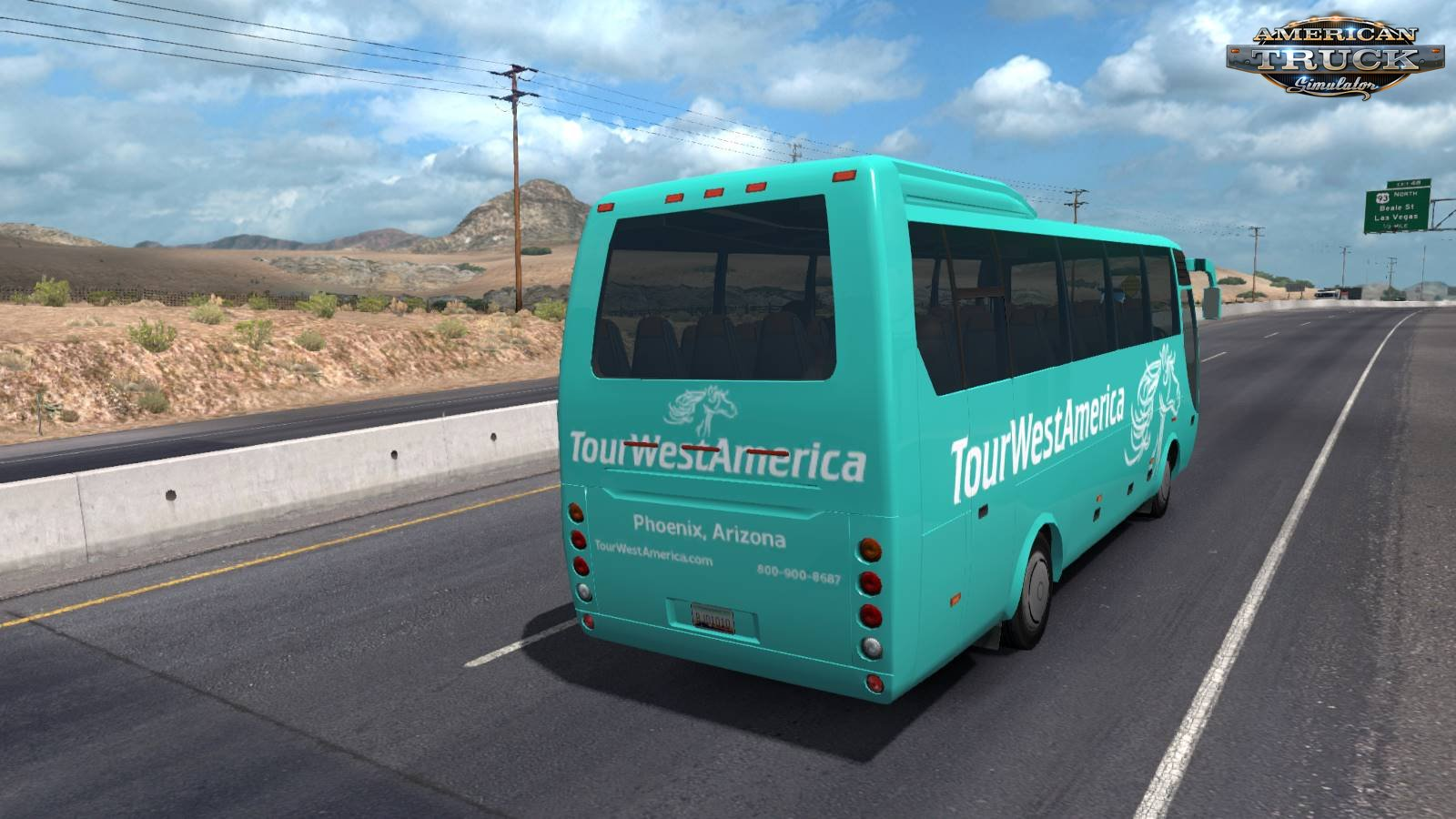 Realistic Bus Companies v1.0 (1.35.x) for ATS