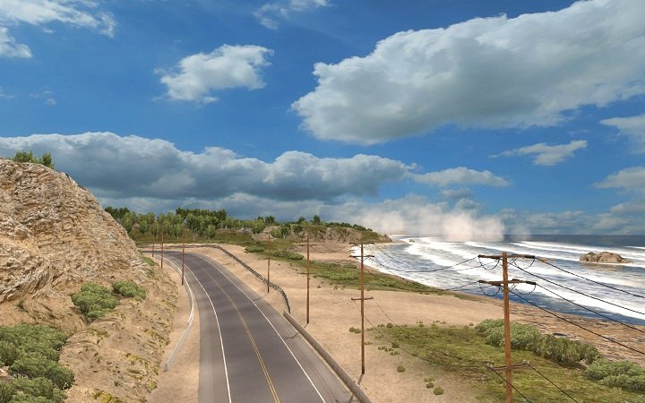 Piva Weather mod for ATS