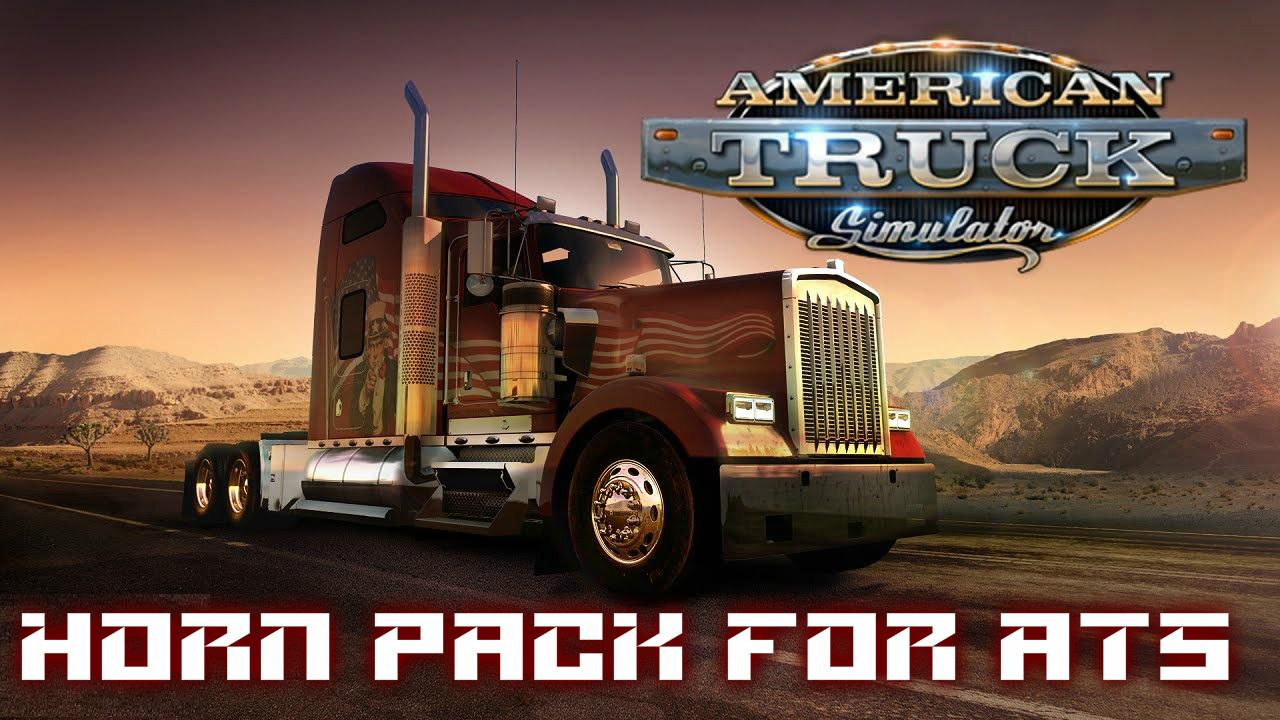 Horn Sound Pack v1.0 for ATS