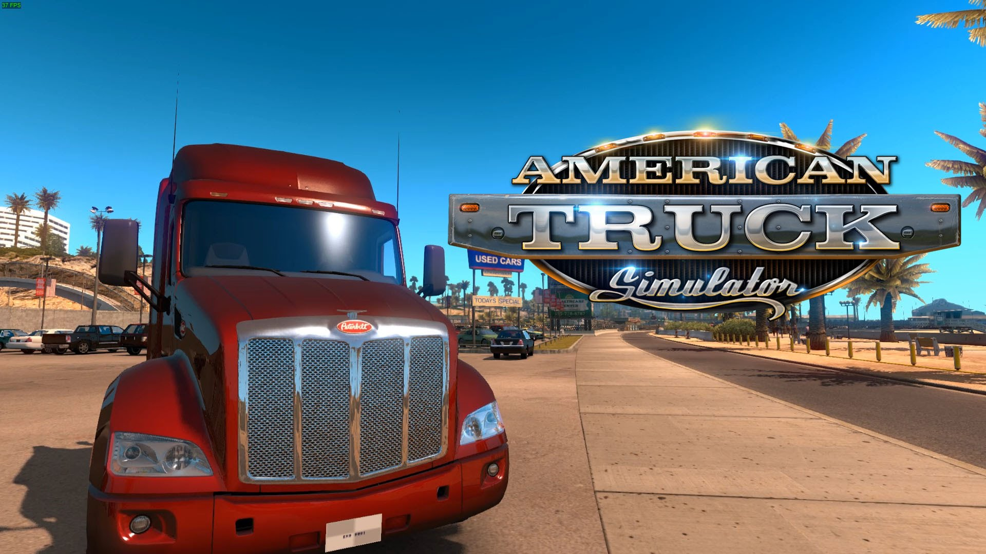 American Truck Simulator 1.2 Open Beta