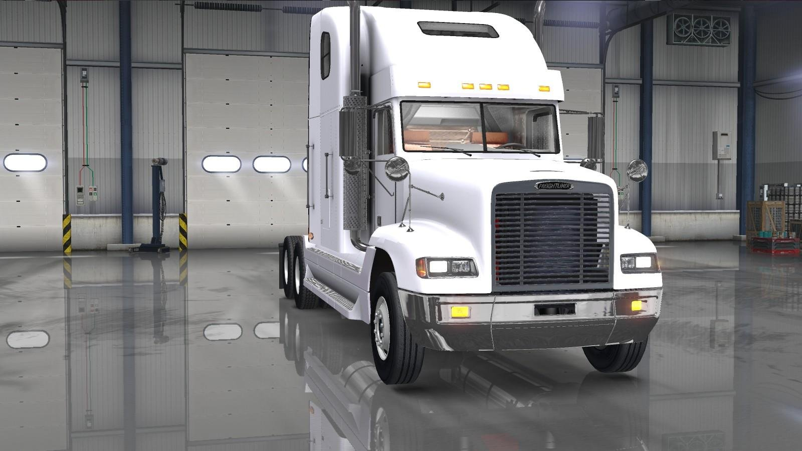 Freightliner FLD-120 (BETA) for ATS