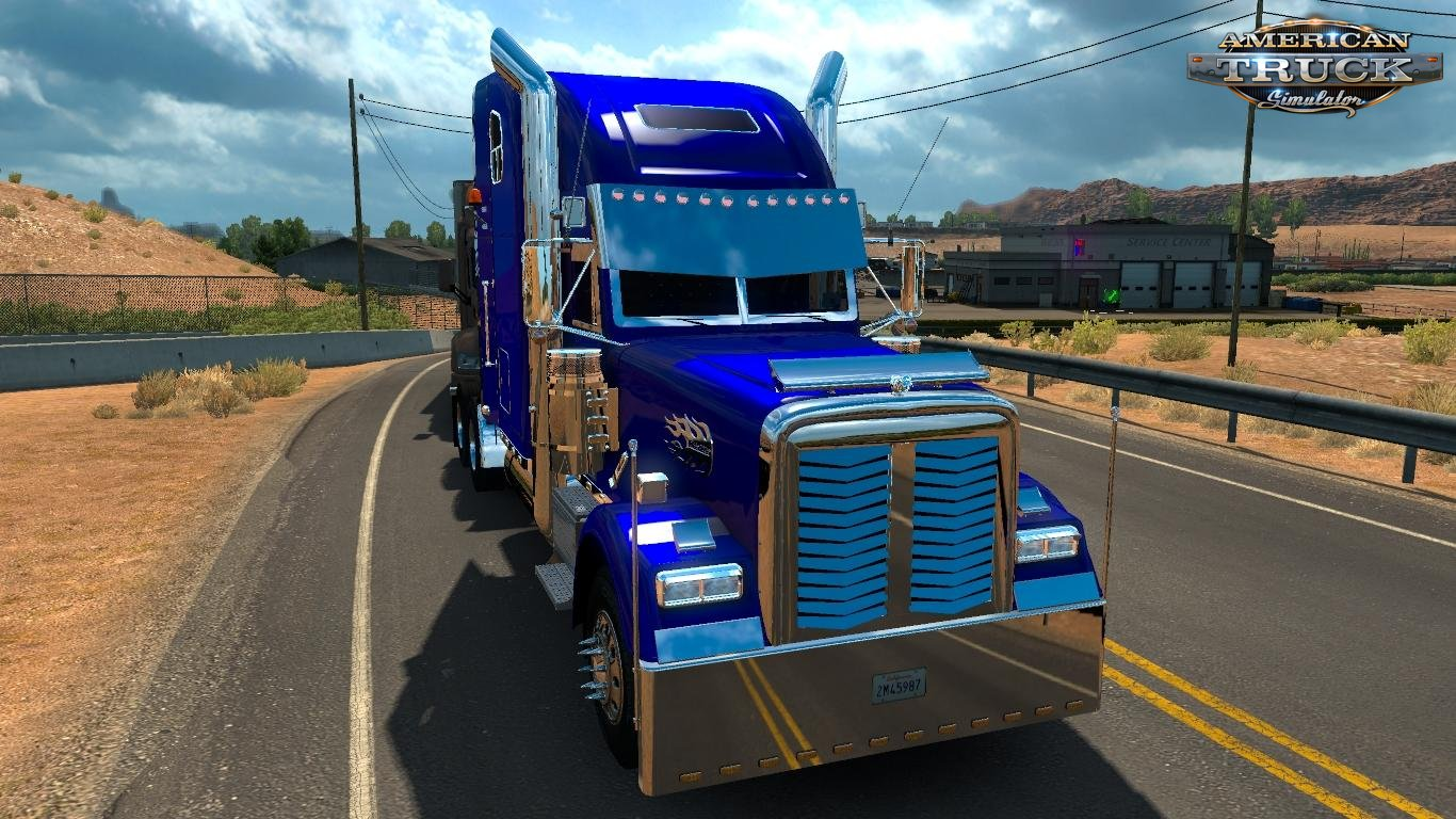 Freightliner Classic XL Update for v1.4.x