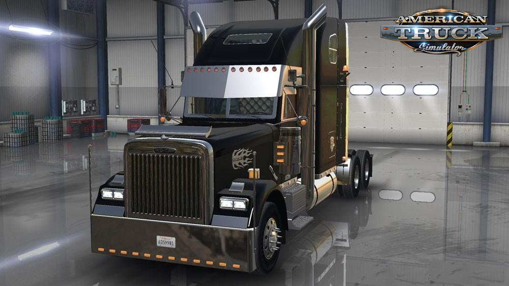 Freightliner Classic XL Update for v1.3