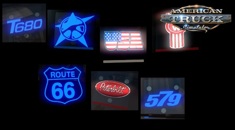 Ledplates for Ats