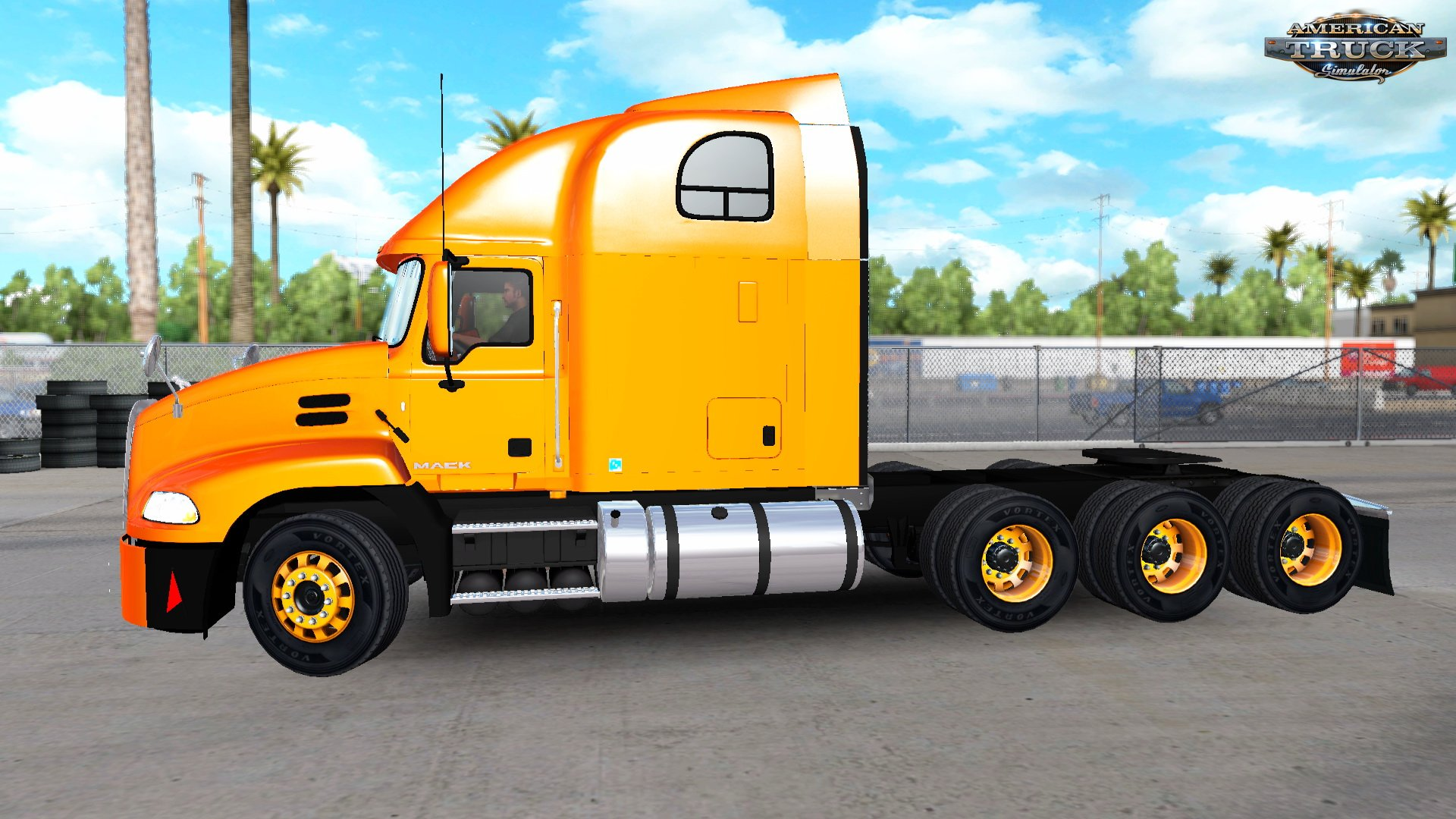 Mack Pinnacle + Interior v2.5 (Updated) (v1.30.x)