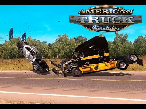 Collision Mode in ATS - American Truck Simulator