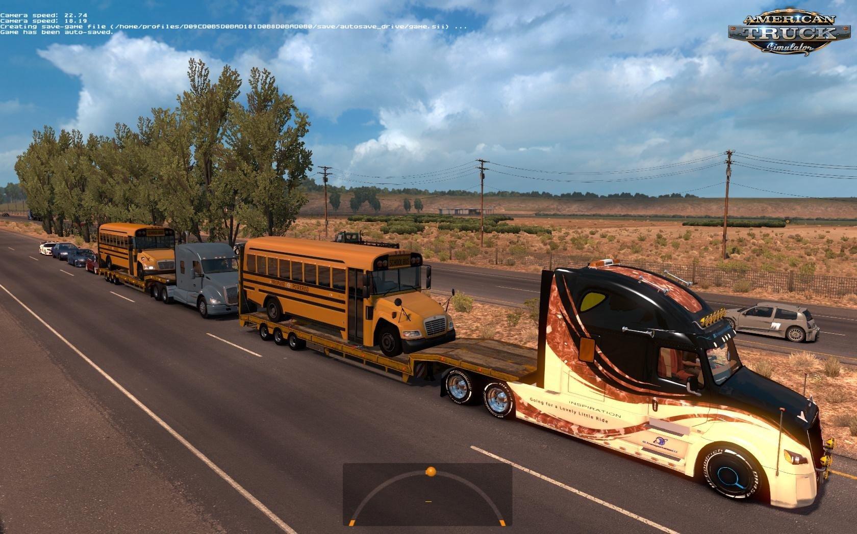School Bus Trailer Mod [1.6.x]