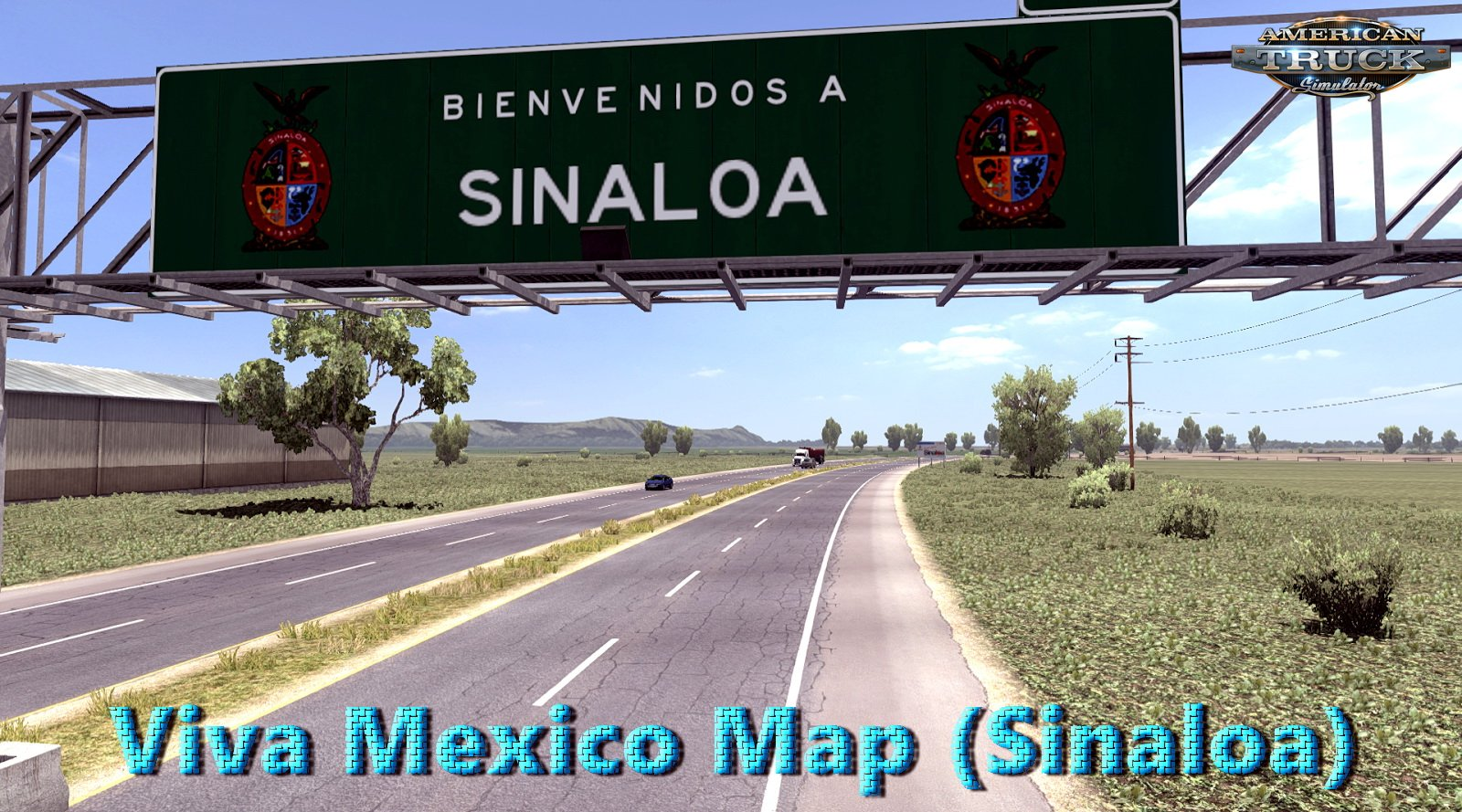 Viva Mexico Map (Sinaloa) v2.3 (v1.6.x)