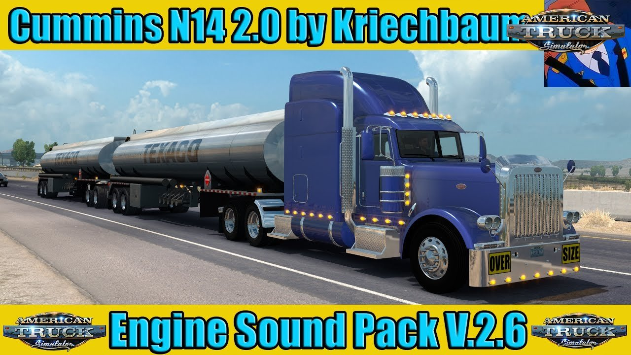 Engine Sound Pack v2.7 by Kriechbaum (v1.28.x)