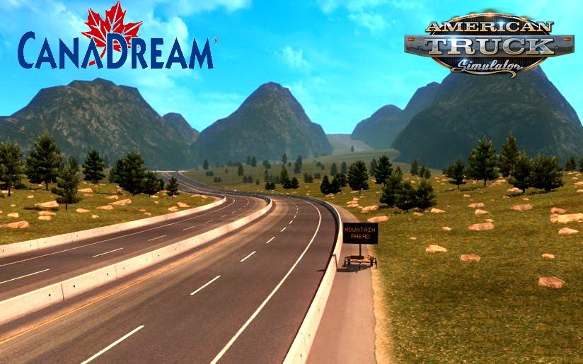 CanaDream Map v2.9.1 by ManiaX (1.36.x)