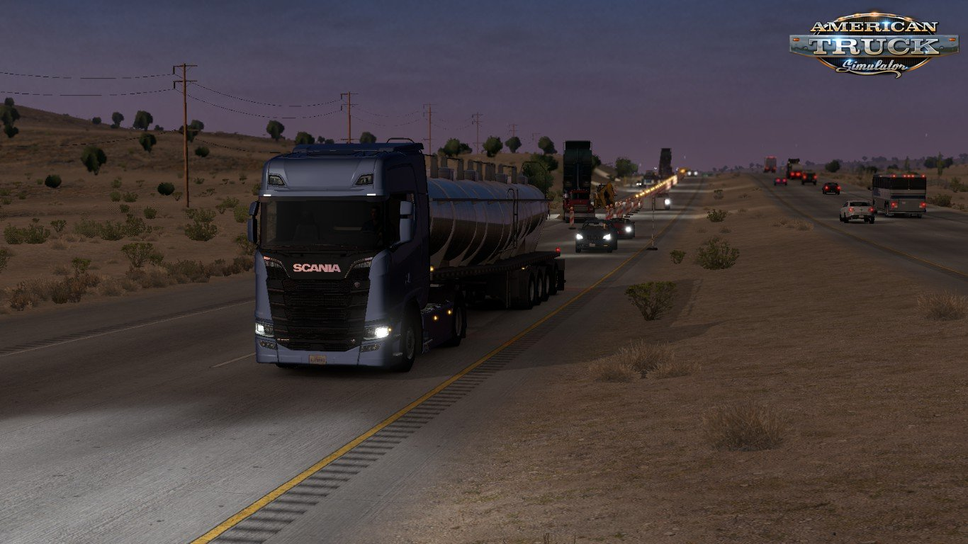 Scania Trucks for ATS v1.5 (1.30.x)