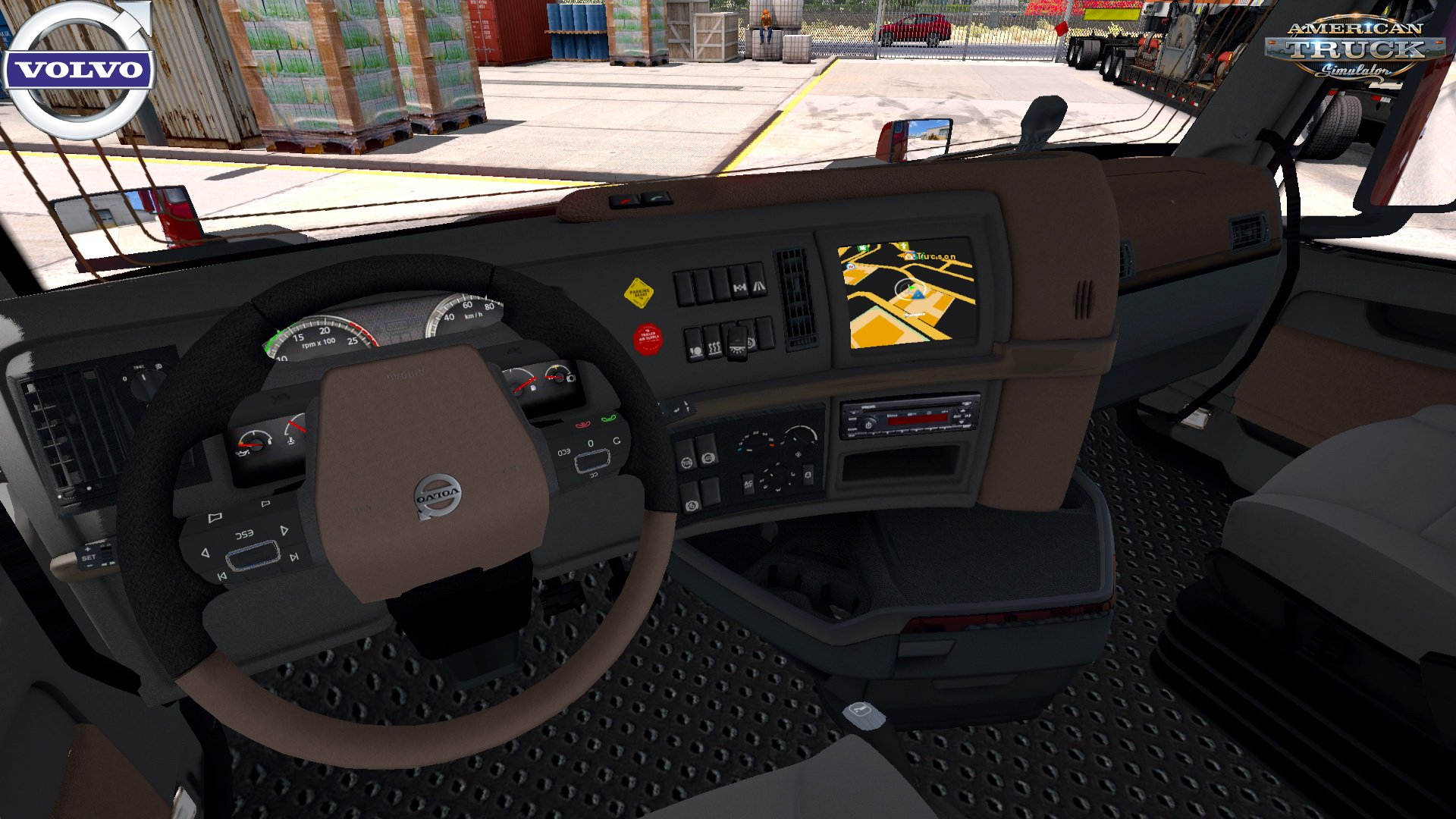 Volvo VNL 2018 + Interior v2.24 Edit by galimim (1.37.x)