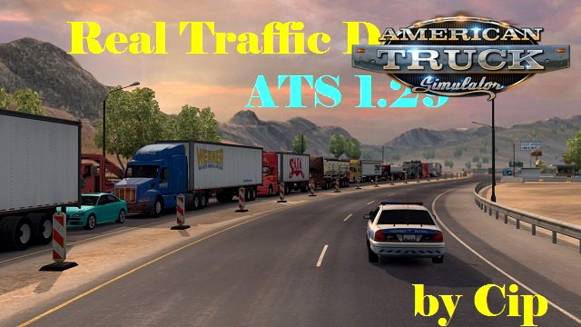 Real Traffic Density and Ratio v1.39.a by Cip (1.39.x)