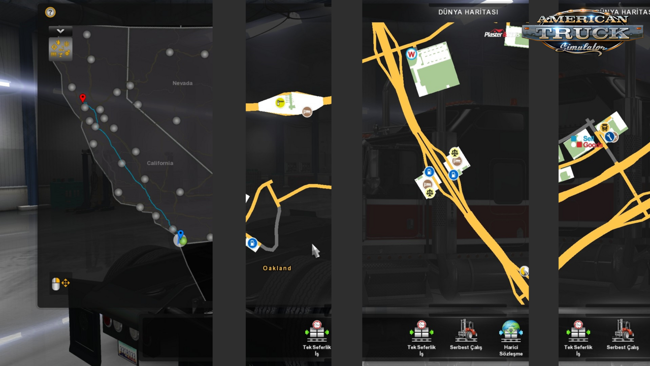Google Maps Navigation v1.2 for Ats
