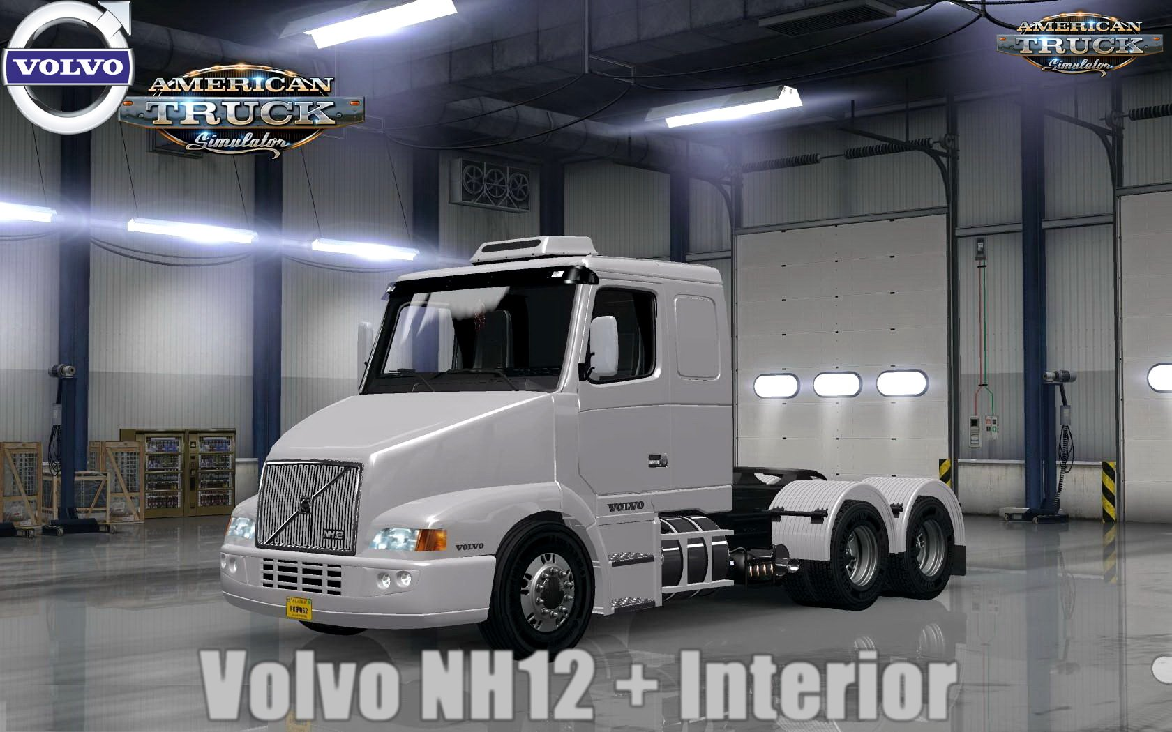 Volvo NH12 + Interior v1.0 (1.30.x)