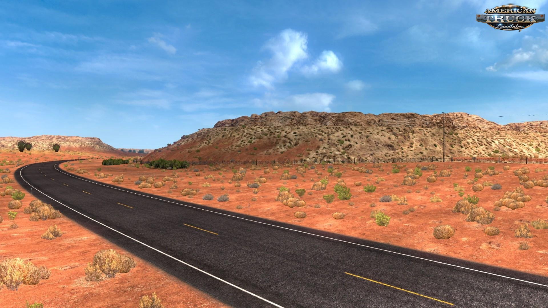 New Mountain Textures v6.0 (1.31.x) for ATS