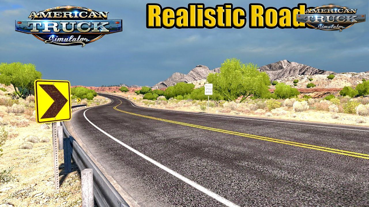 Realistic Roads v2.0 by Slavsan93 (1.31.x)