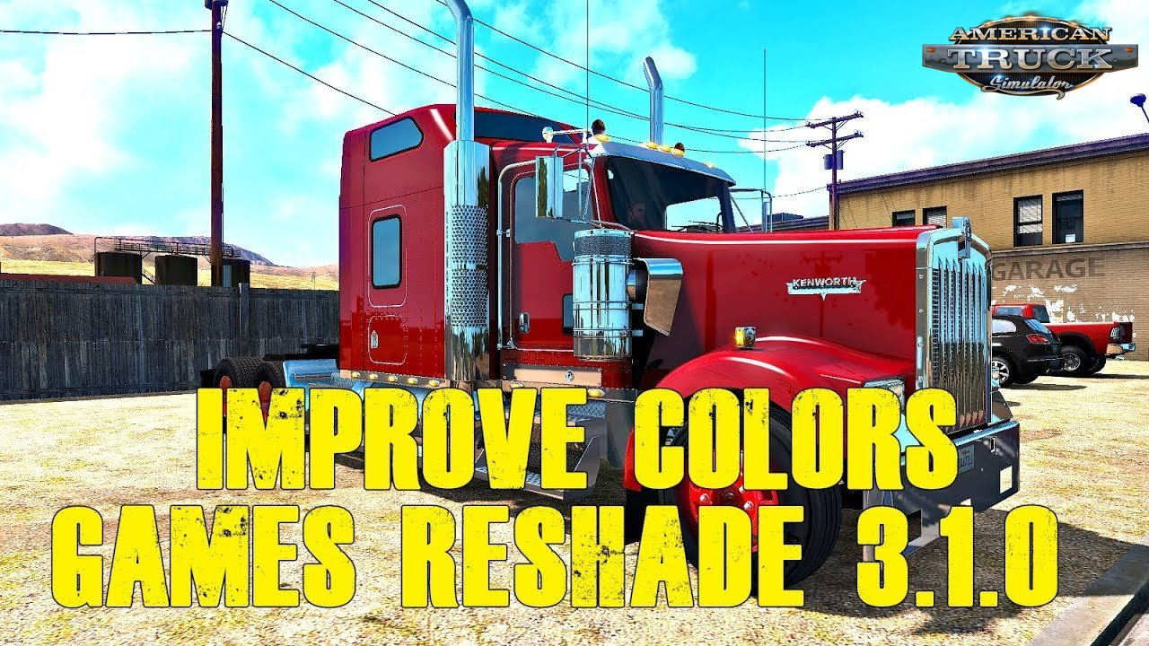 Reshade Graphics Mod v1.3 by Yan_Red (1.31.x)